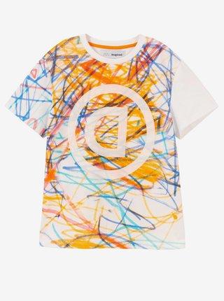 Desigual dívčí tričko TS Liam