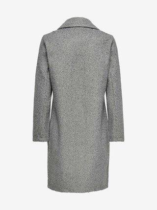 Šedý kabát Jacqueline de Yong Joanna