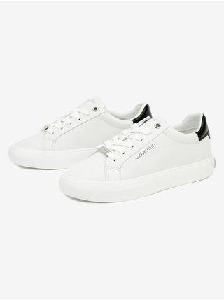 Tenisky pre ženy Calvin Klein - biela