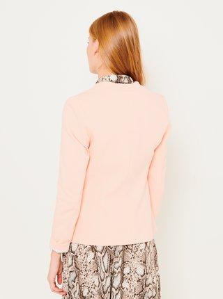 Světlé růžové sako CAMAIEU