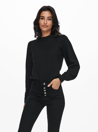 Černý svetr Jacqueline de Yong Rue
