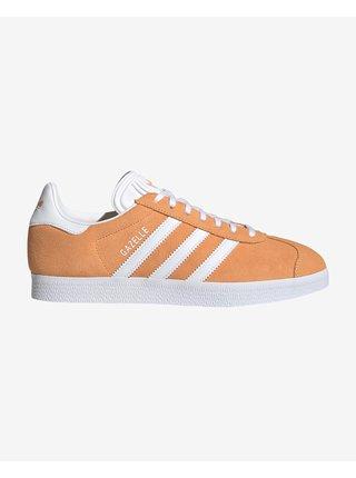Tenisky pre ženy adidas Originals - oranžová