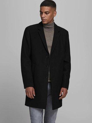 Kabáty pre mužov Jack & Jones - čierna