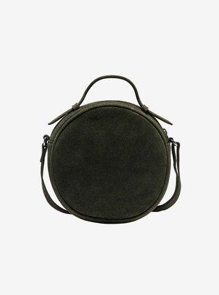 Khaki semišová crossbody kabelka ONLY Alison