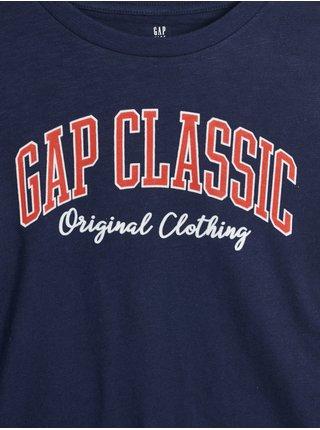 Modré klučičí tričko GAP Classic