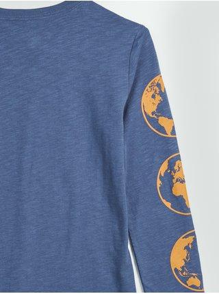 Modré klučičí tričko GAP 1969