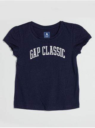 Modré holčičí tričko GAP Classic