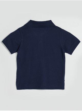 Modré klučičí polo tričko GAP