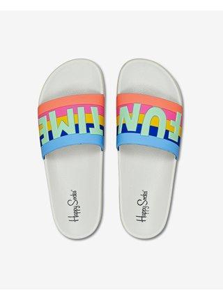 Pool Slider Fun Time Pantofle Happy Socks
