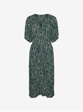 Šaty na denné nosenie pre ženy VERO MODA - modrá, zelená