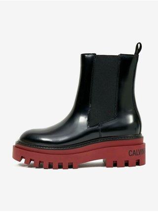 Kotníková obuv Calvin Klein