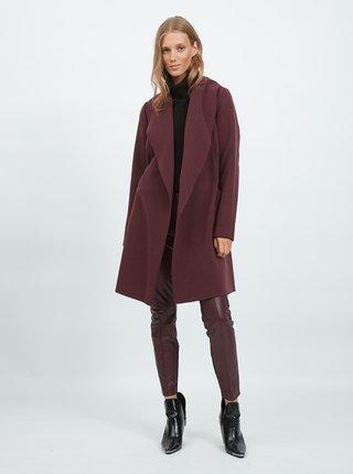Vínový kabát VILA Apple
