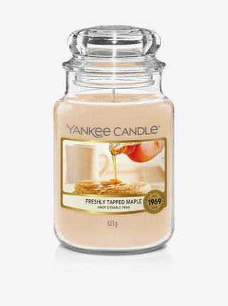 Vonná sviečka Yankee Candle Freshly Tapped Maple (classic veľká)