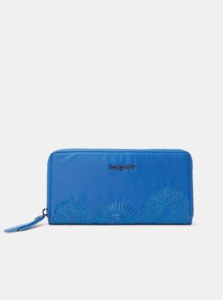 Modrá dámska veľká peňaženka Desigual Mandarala Fiona