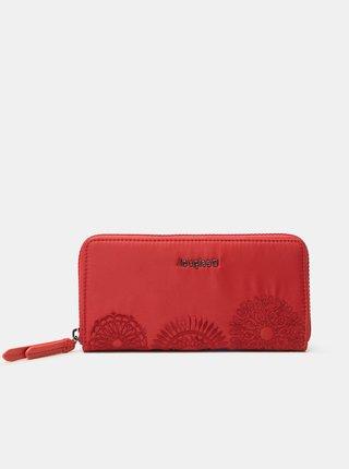 Červená dámska veľká peňaženka Desigual Mandarala Fiona