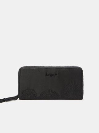 Čierna dámska veľká peňaženka Desigual Mandarala Fiona