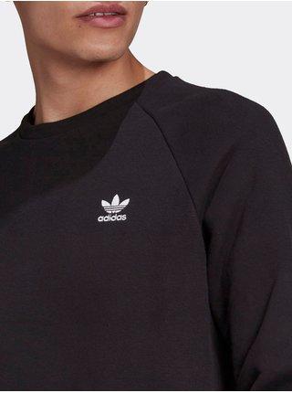 Mikiny bez kapuce pre mužov adidas Originals - čierna