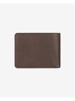 Peňaženky pre mužov Quiksilver - hnedá