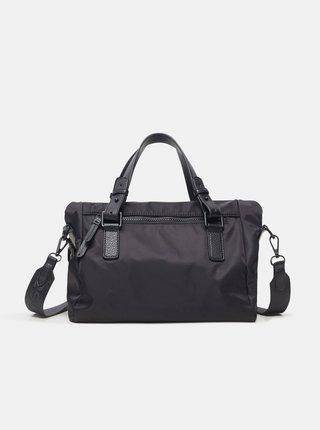Čierna dámska vzorovaná kabelka Desigual Mandrala Loverty 2.0
