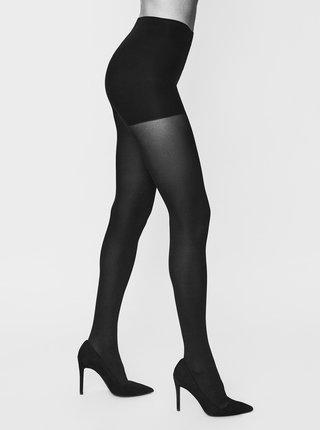 Černé punčochové kalhoty VERO MODA Control