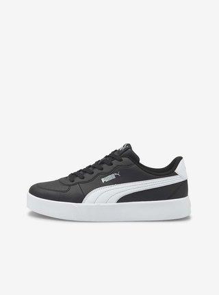 Bílo-černé dámské tenisky Puma