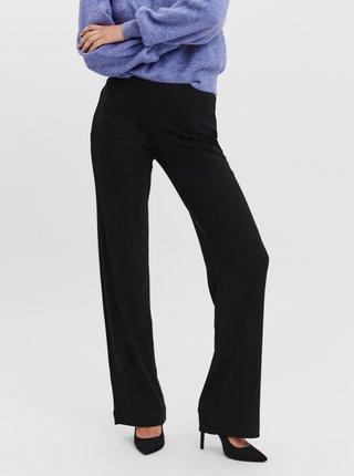 Černé kalhoty VERO MODA Kammie