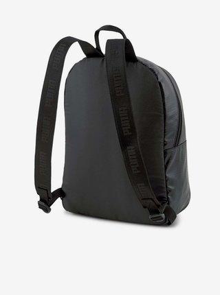 Čierny dámsky malý batoh Puma