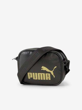 Černá malá crossbody taška Puma