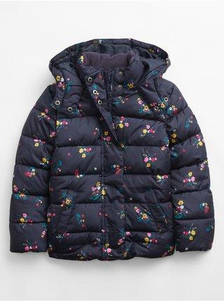 Modrá holčičí bunda GAP classic warmest jacket