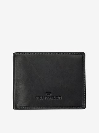 Černá pánská peněženka Tom Tailor Denim