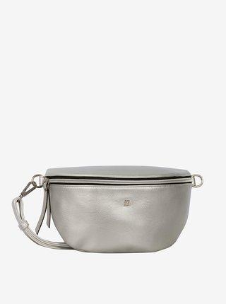 Dámská ledvinka ve stříbrné barvě Tom Tailor Denim