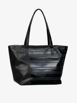 Čierny dámsky shopper Tom Tailor