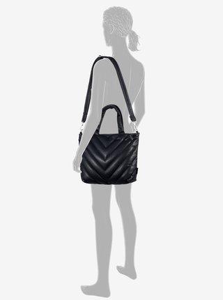 Čierna dámska kabelka Tom Tailor