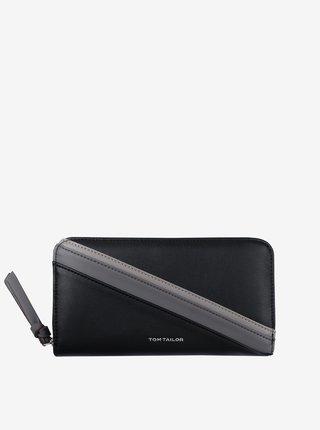 Čierna dámska peňaženka Tom Tailor
