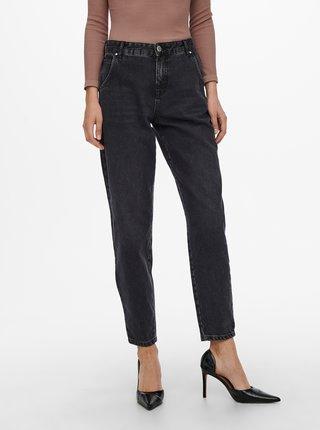Černé mom džíny ONLY Troy