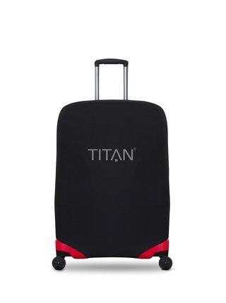 Obal na kufr Titan Luggage Cover M+ Black