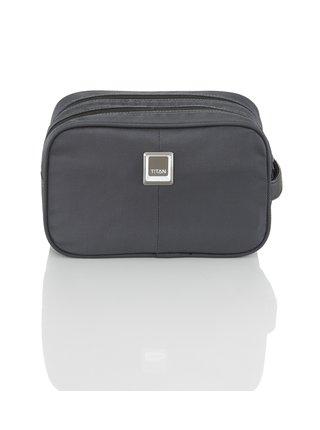 Kosmetická taška Titan Nonstop Cosmetic Bag Anthracite