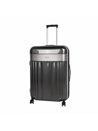 Cestovní kufr Titan Spotlight Flash 4w L Anthracite