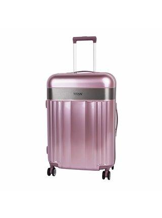 Cestovní kufr Titan Spotlight Flash 4w M Wild rose