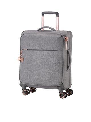 Cestovní kufr Titan Barbara 4w S Grey