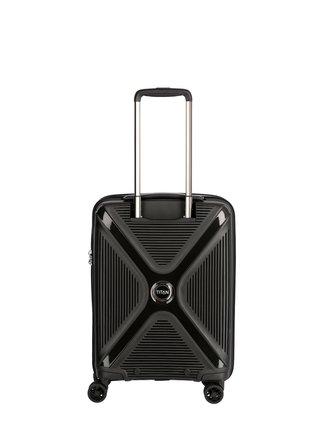 Cestovní kufr Titan Paradoxx 4w S Black Uni