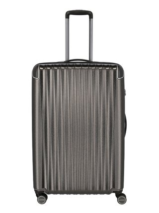 Cestovní kufr Titan Barbara Glint L Anthracite metallic