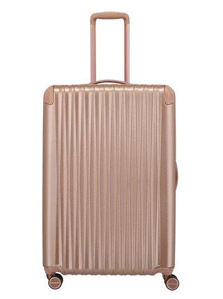 Cestovní kufr Titan Barbara Glint L Rose metallic