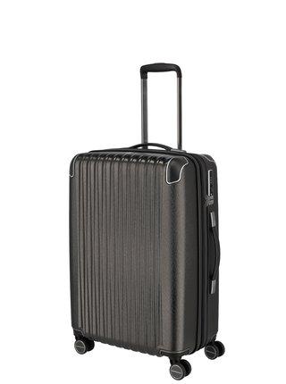 Cestovní kufr Titan Barbara Glint M Anthracite metallic