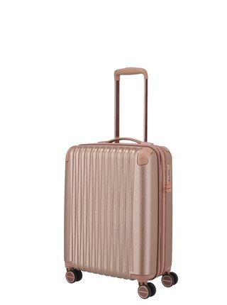 Cestovní kufr Titan Barbara Glint S Rose metallic