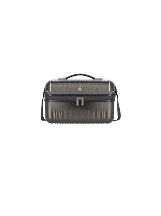 Kosmetický kufřík Titan Barbara Glint Beauty Case Anthracite metallic