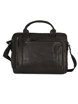 Brašna Strellson Upminster Briefbag SHZ Black