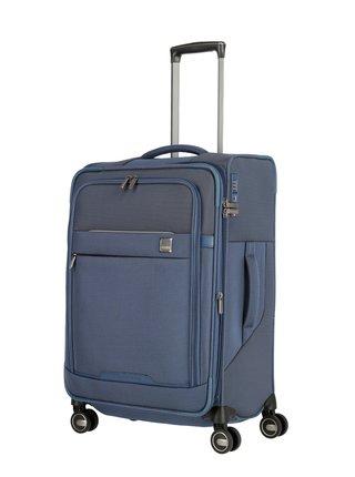 Cestovní kufr Titan Prime 4w M Navy
