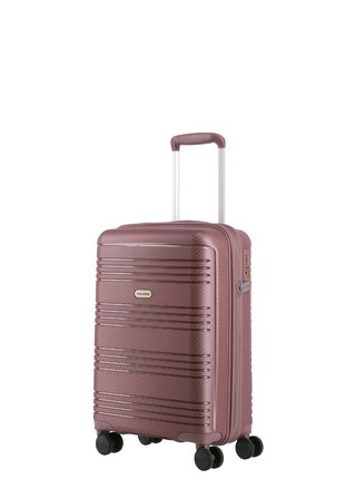 Cestovní kufr Travelite Zenit S Dark Rose