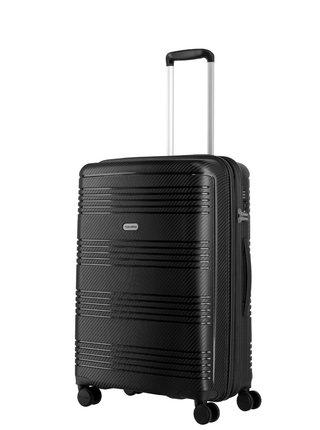 Cestovní kufr Travelite Zenit M Black